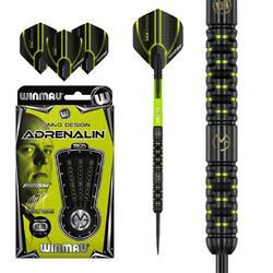 MvG Adrenalin steeltip dartpijlen 24 gr.