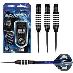 Andy Fordham steeltip dartpijlen 25gr