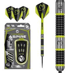 MvG Aspire steeltip dartpijlen 25 gr.