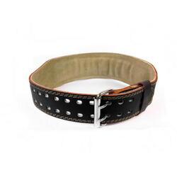 Padded Leather Belt