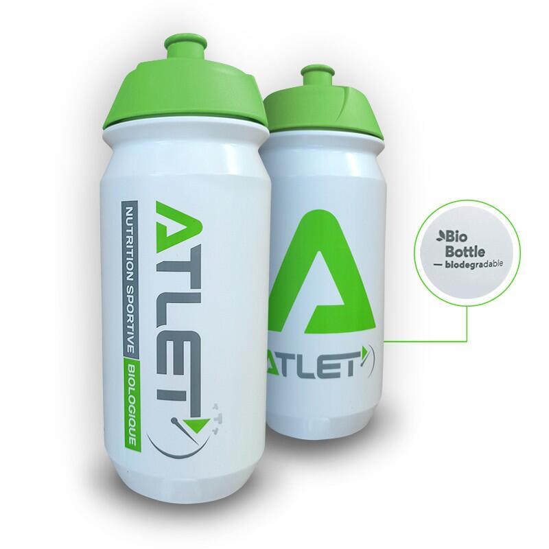 Bidon sport biodégradable 500 ml
