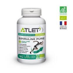 Spiruline pure biologique 300 comprimés 150 g
