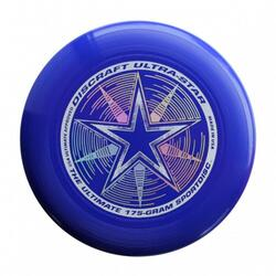 FRISBEE DISCRAFT ULTRA-STAR BLEU 175 GRAM