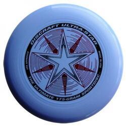 FRISBEE DISCRAFT ULTRA-STAR BLEU CLAIR 175 GRAM