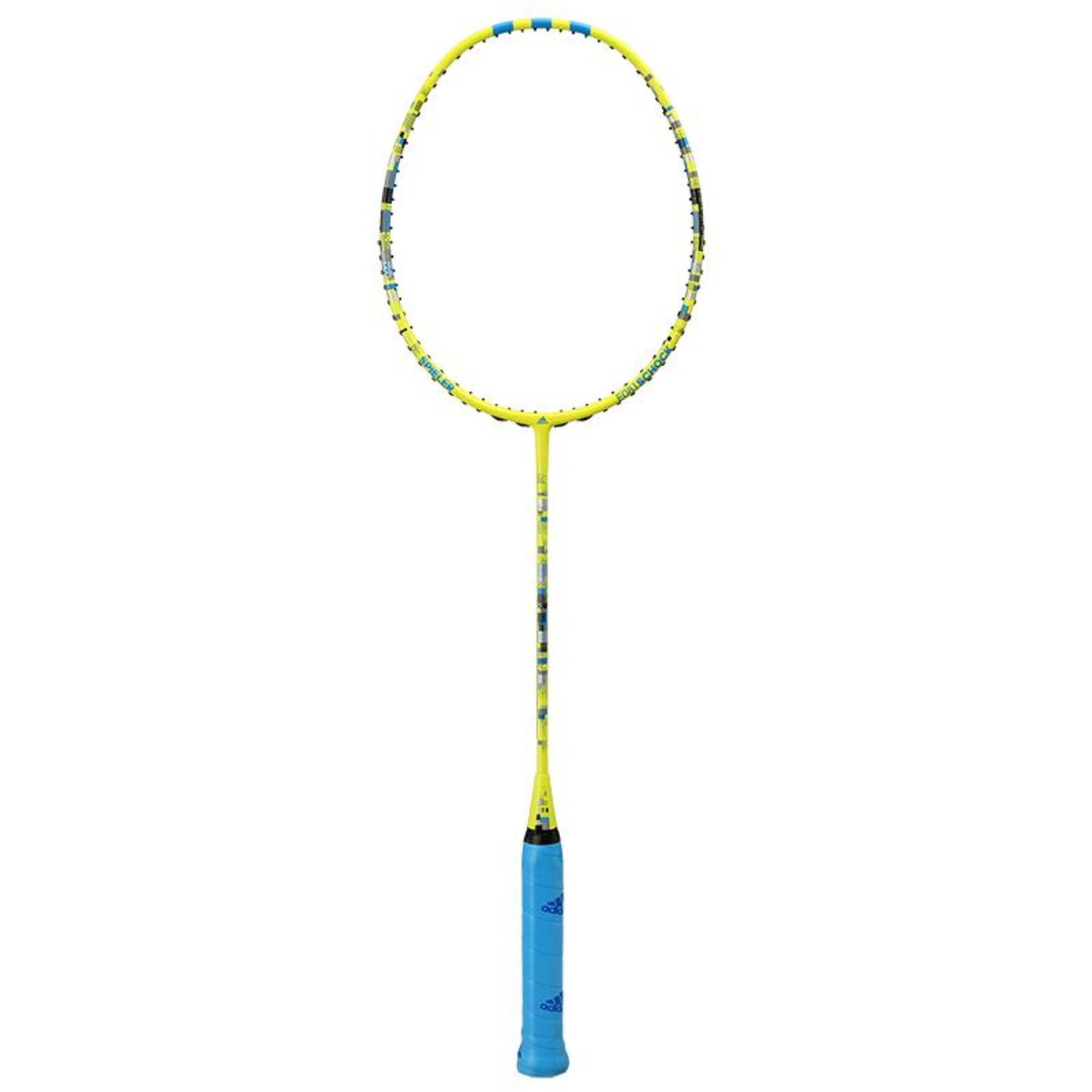 spieler E08.1 SCHOCK Shock Yellow G5 (未穿線, 連球拍袋 )
