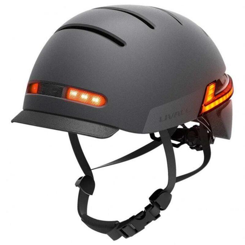 LIVALL BH51T Neo Smart Cycle Helmet (No Speakers) Black  - 57-61cm