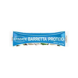 BARRETTA PROTEICA COCCO 40g 33% DI PROTEINE CON VITAMINE MINERALI GLUTEN FREE