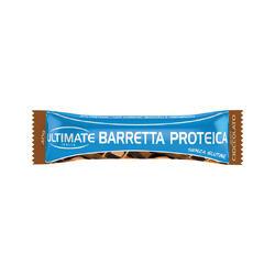 BARRETTA PROTEICA CIOCCOLATO 40g 33% PROTEINE CON VITAMINE MINERALI GLUTEN FREE