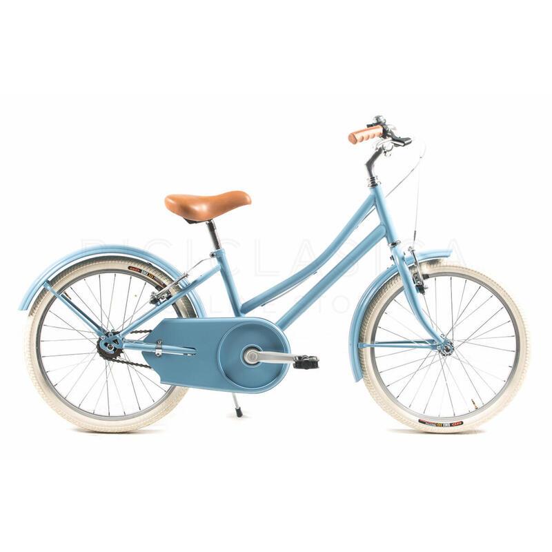 Capri Mini Bleue vélo de ville pour enfants
