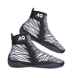 WaterSports Shoes Mid Top Black/Silver