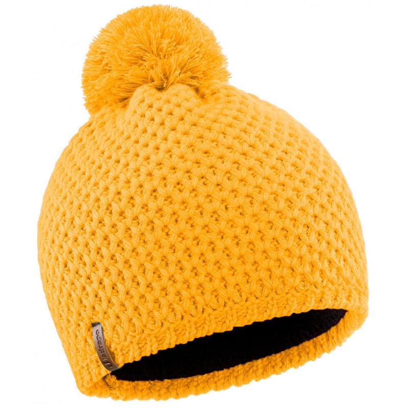 Bonnet Uni jaune