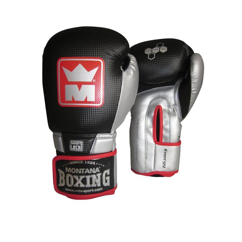Gants de boxe Energy Race