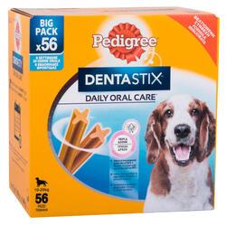 Dentastix Medium per l'igiene orale del cane - Confezione da 56 Stick