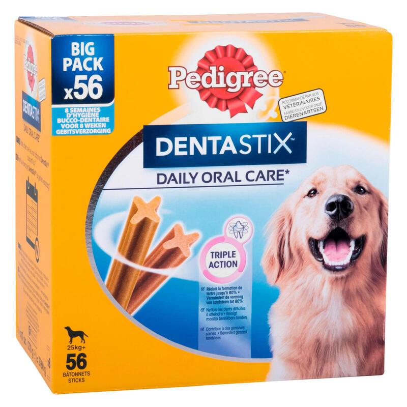 Dentastix Large per l'igiene orale del cane - Confezione da 56 Stick