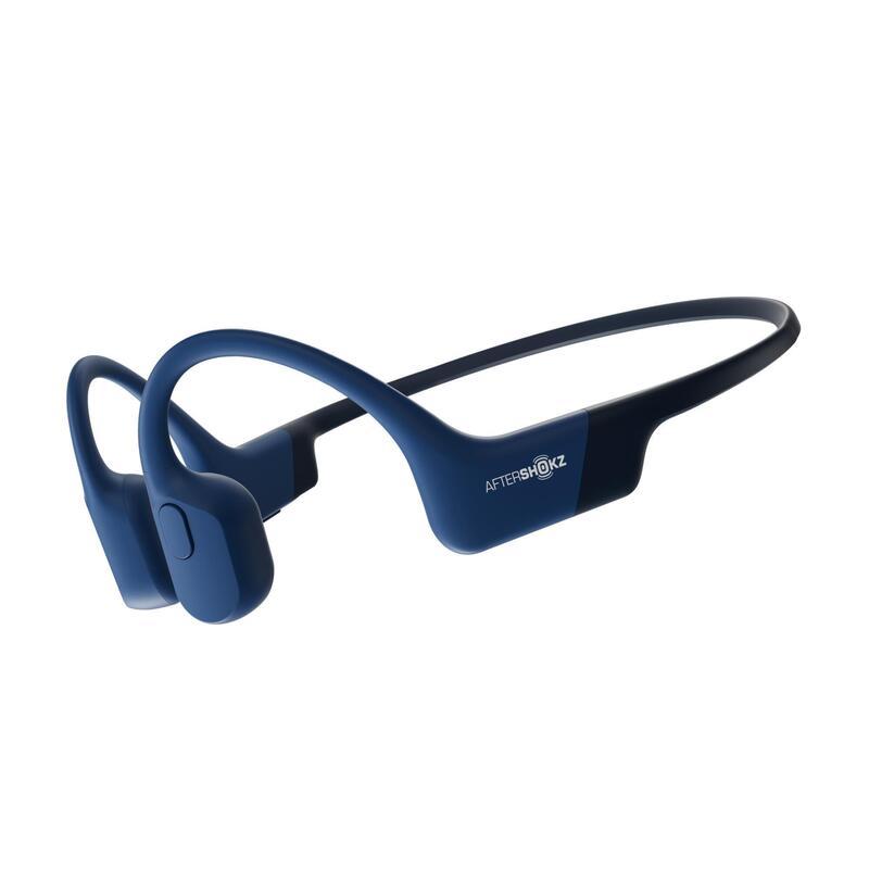 AfterShokz Aeropex (AS800) Bone Conduction Headphones - Blue