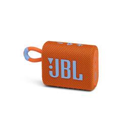 JBL Go 3 Portable Waterproof Speaker - Orange