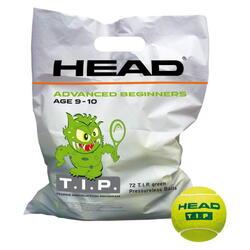 TIP Green 72-ball-polybag