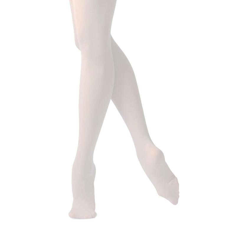 Pack de 5 Collants avec pieds adulte