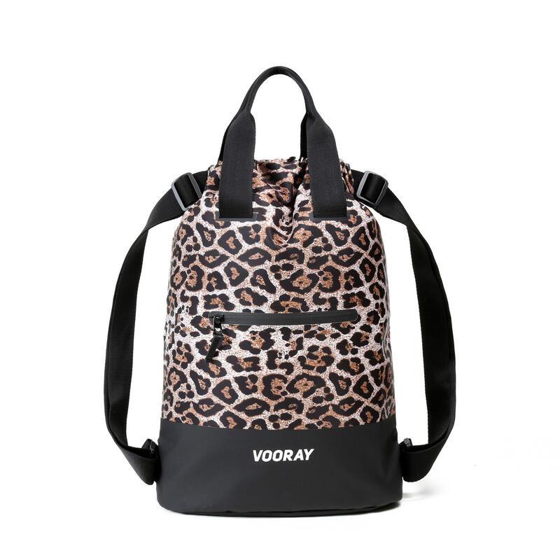 Flex Cinch - Sac à dos 23L à cordon coulissant  (Cheetah)