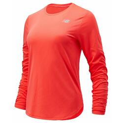 Maillot femme manches longues New Balance accelerate