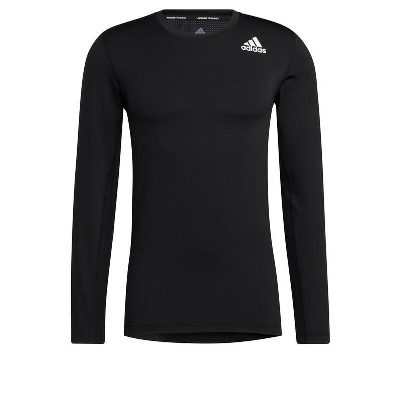 T-shirt manches longues adidas Techfit Compression