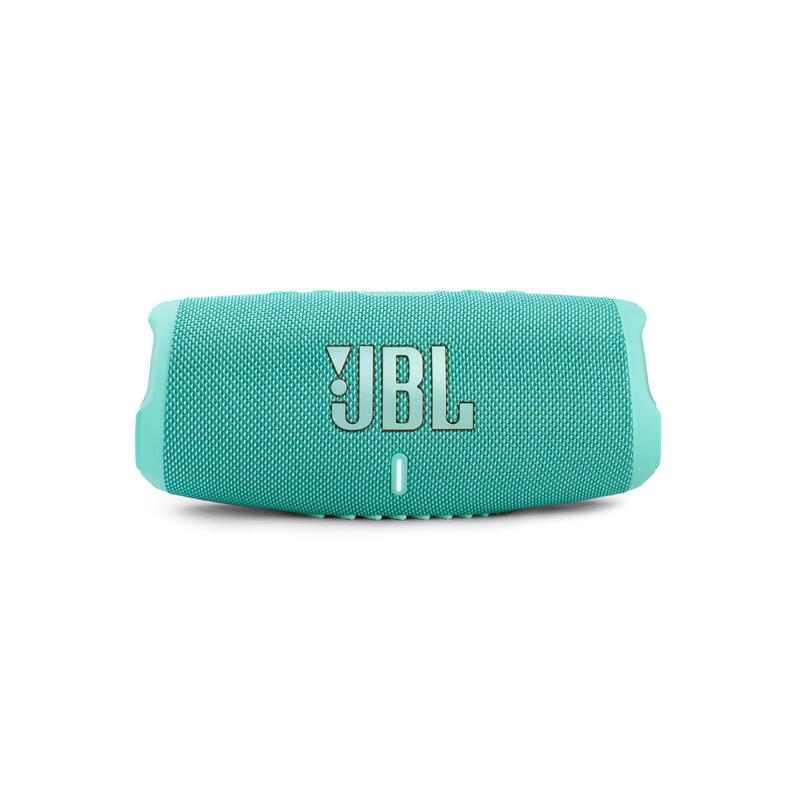 JBL Charge 5 Portable Waterproof Speaker - Teal