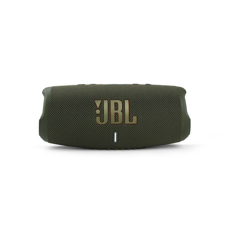 JBL Charge 5 Portable Waterproof Speaker - Green