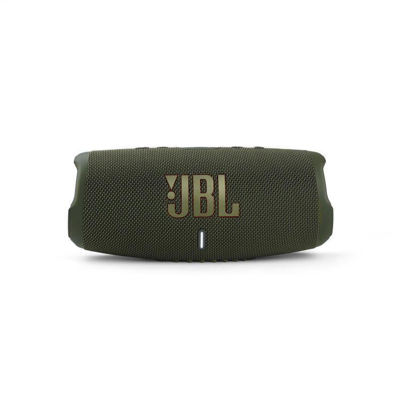 JBL Charge 5 便攜式防水藍牙喇叭 - 綠色