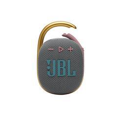 JBL Clip 4 Ultra-portable Waterproof Speaker - Grey