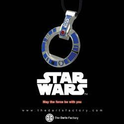 Star Wars - R2D2 Necklace