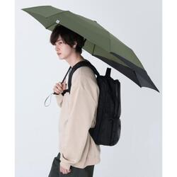 Wpc. Unisex Back Protect Folding Umbrella