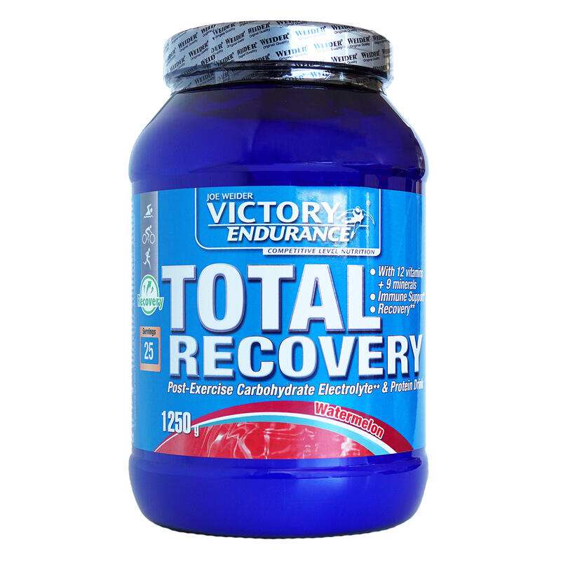 Victory Endurance Total Recovery Sabor Sandía (1250 g)