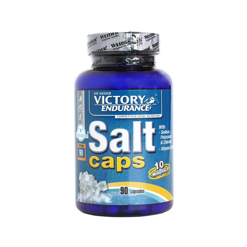Victory Endurance Salt Caps. 90 capsulas