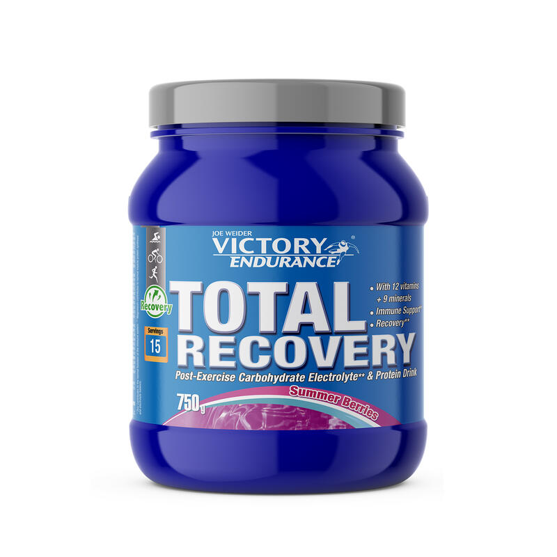 Victory Endurance Total Recovery Sabor Summer Berries (750 g)