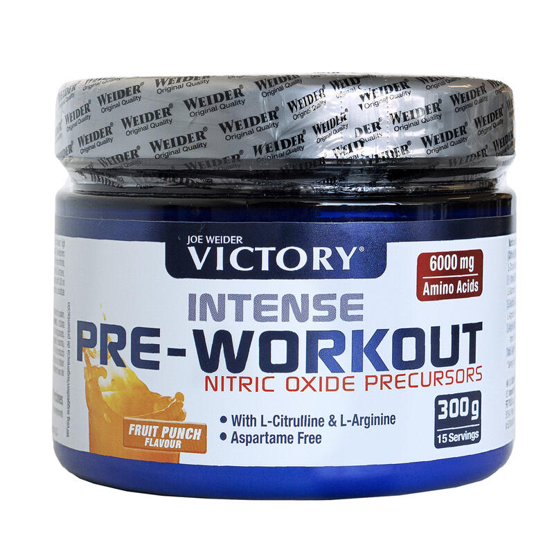 Victory Pre Workout- Fruit Punch 300g