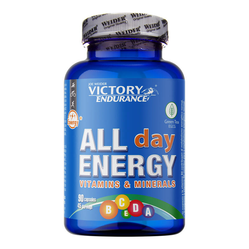 Victory Endurance All Day Energy 90 caps