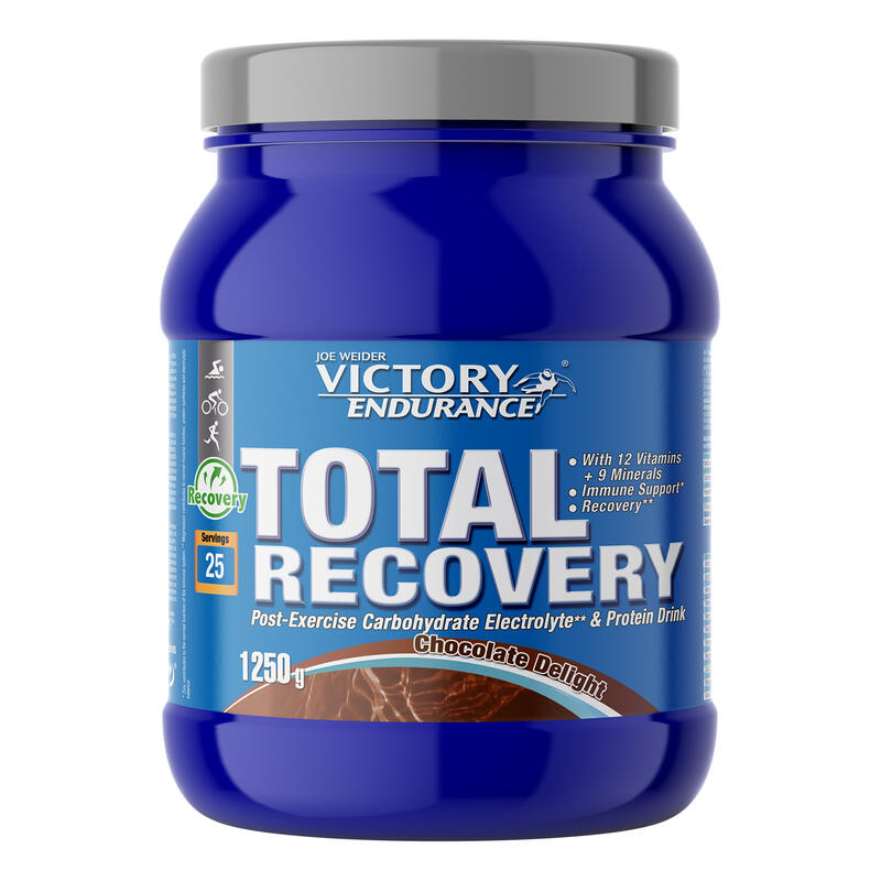 Victory Endurance Total Recovery Sabor Chocolate (1250 g)