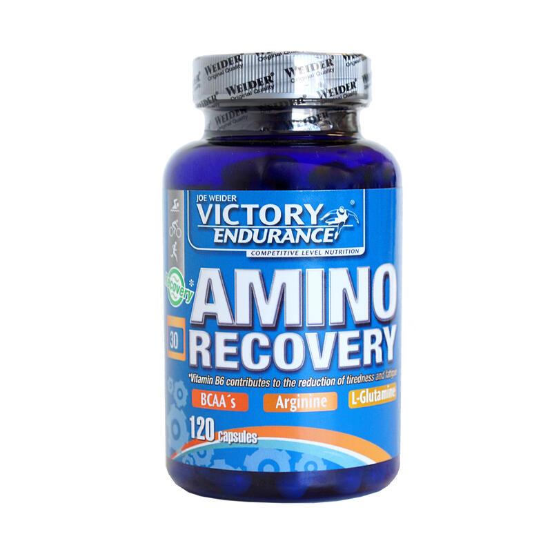 Victory Endurance Amino Recovery 120 Cápsulas