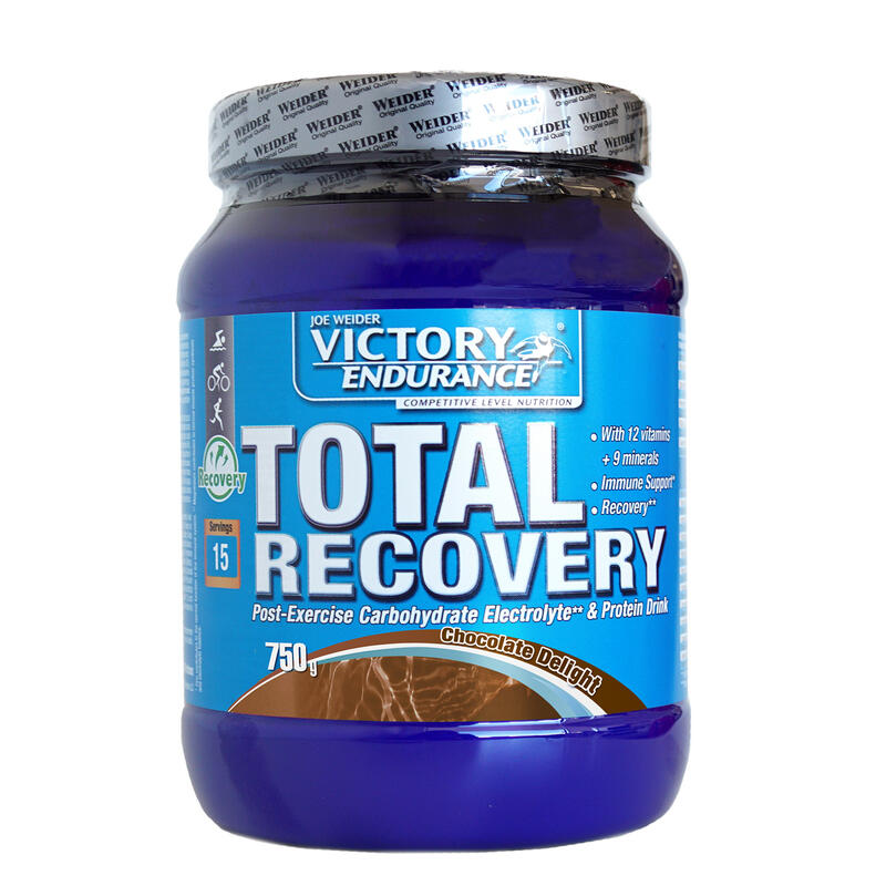 Victory Endurance Total Recovery Sabor Chocolate (750 g)