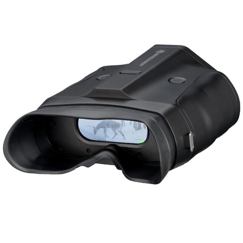 Binocular Visión Nocturna Digital 3x20 para observar animales de noche