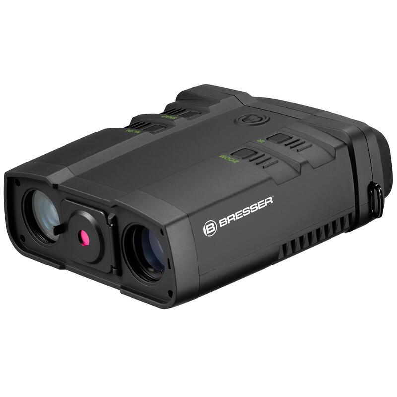 Visión Nocturna Digital Binocular 3,6x 250m/940nm para observar de noche