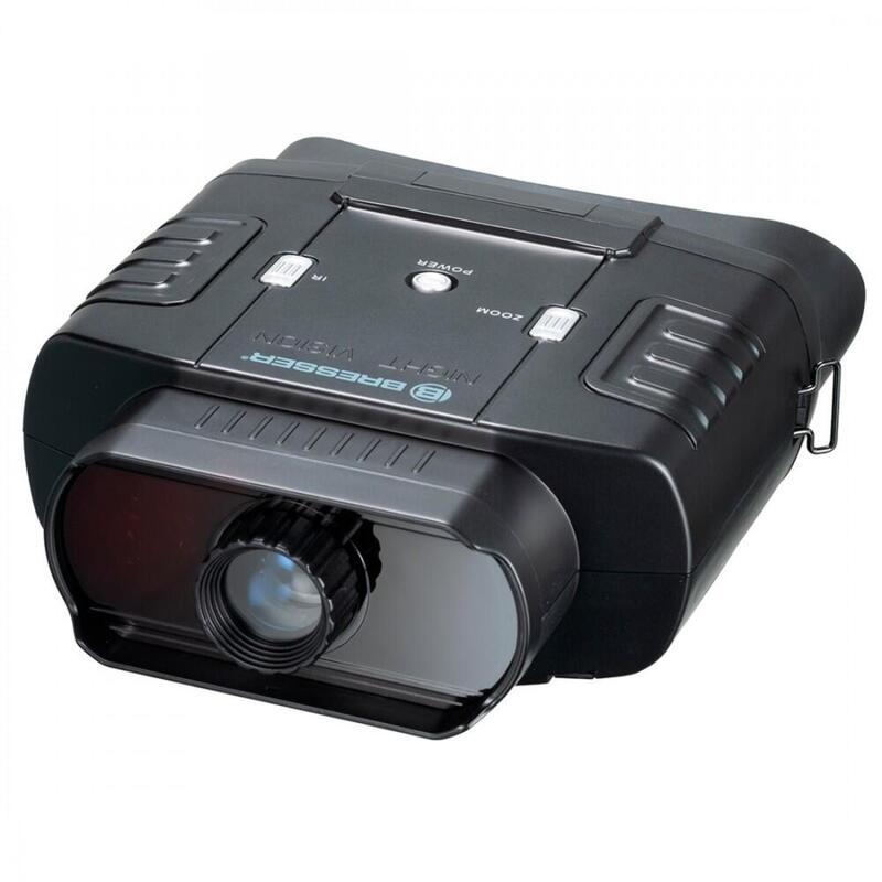 Binocular de visión nocturna digital 3x20 para observar animales de noche