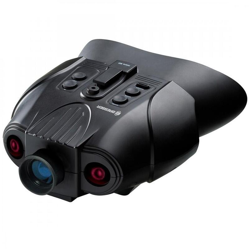 Binocular de visión nocturna digital  3x con función de grabación
