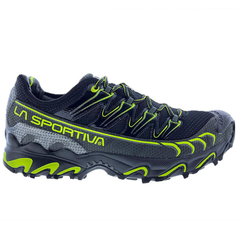 Zapatillas de Senderismo y Trekking para Hombre La Sportiva Ultra Raptor Black