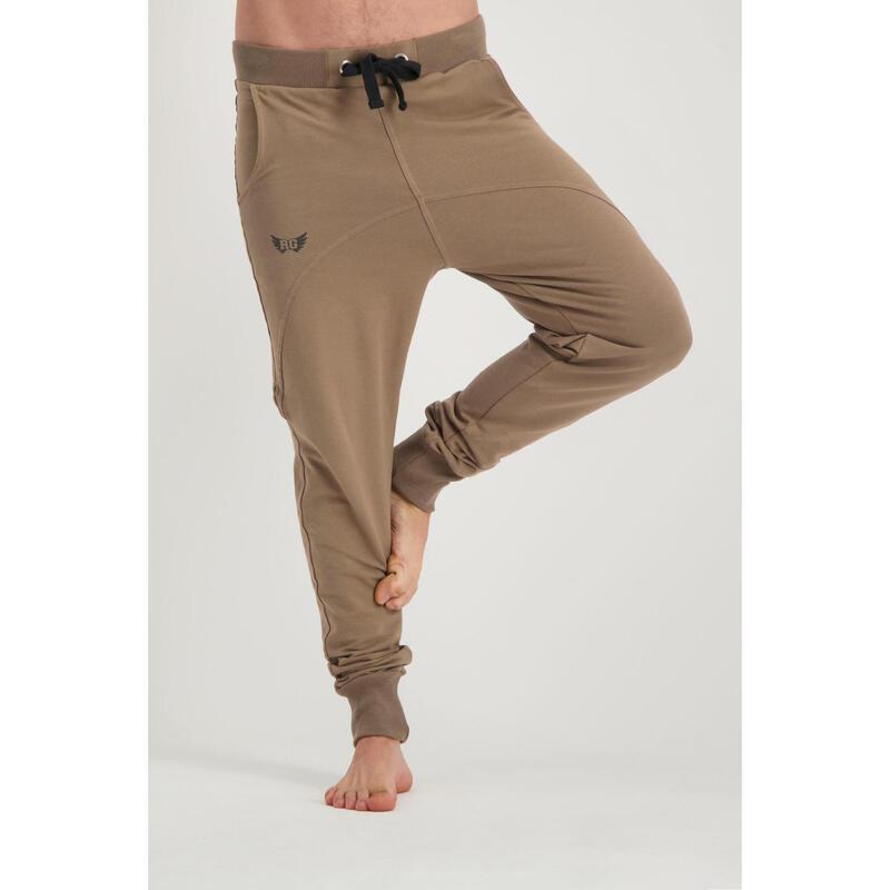 Pantalon de yoga Arjuna - Pantalon de yoga confortable et tendance - Inca Cacao