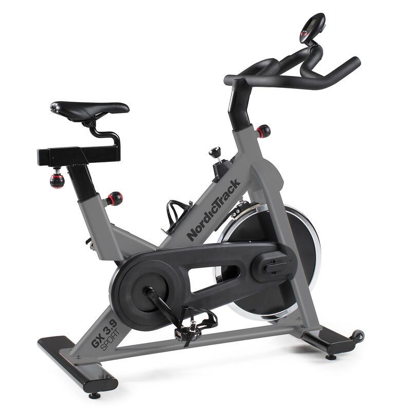 Vélo d'Appartement Biking GX 3.9 / 18kg Effective Inertia