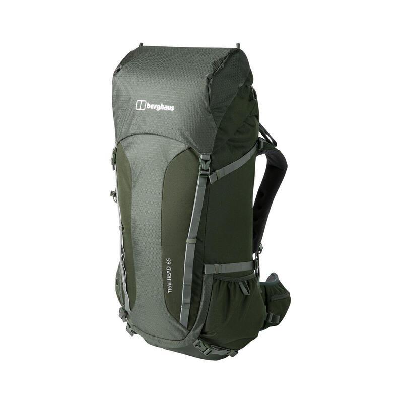 Backpack Trailhead 65 Rucsac Am Dkgrn/Dkgrn One Size