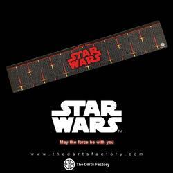 Star Wars - Throw Line Sticker