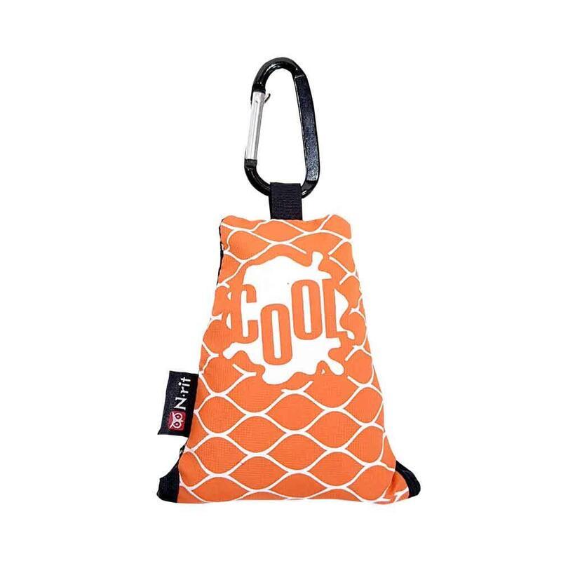 韓國製吸水快乾抗菌巾Campack Cool 45 x 45 Orange