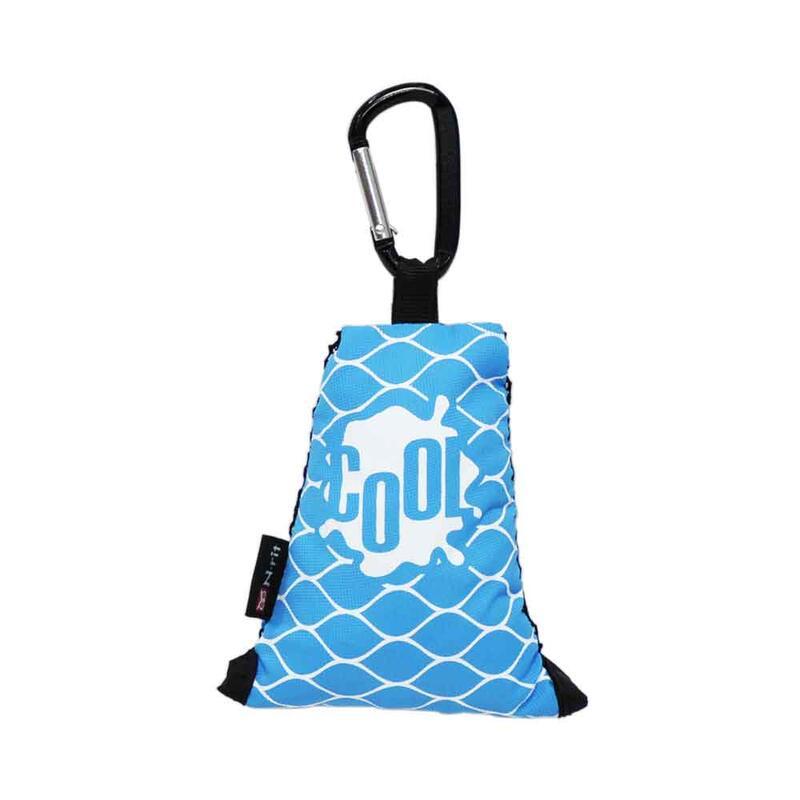 韓國製吸水快乾抗菌巾Campack Cool 45 x 45 Blue